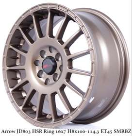 ARROW JD803 HSR R16X7 H8X100-114,3 ET45 SMBRZ