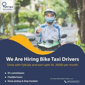 PYKPUZ BIKE TAXI  NOW IN CHITTOOR