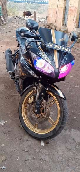 Yamaha r15 in mint condition not a single problem