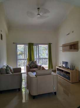 Spacious. Fully furnished well mainted 1 bhk