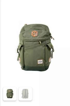 [Hot Deal] Tas Daypack Eiger Diario 2.0 Canvas 24L Olive no JWS TNF