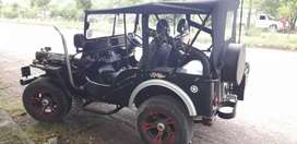 Good condition hunter jeep