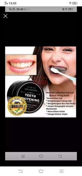 pemutih gigi teeth whitening