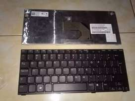 keyboard laptop dell ispiron 1012 series new