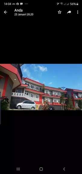 Rumah kontrakan / kos- kosan komersil 19 pintu( rumah)
