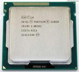 Intel Pentium dual core processor