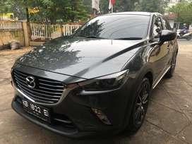 Mazda CX 3 Touring Tahun 2018 Akhir Plat KB