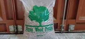 Wood pellet - Alas kandang kelinci kucing