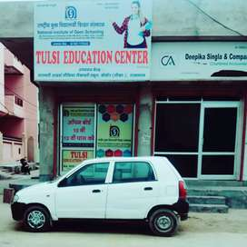 Office Job only for girl  At tulsi acedamy
