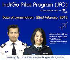 Make your career in Indigo Airlines Jobs in so many Departments  Indig