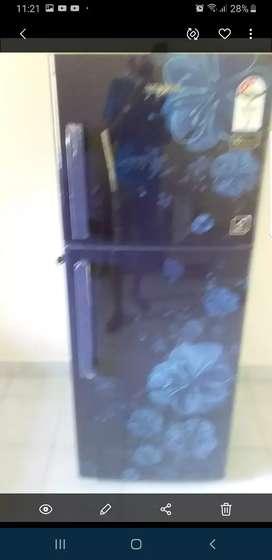 Unused fridge. New