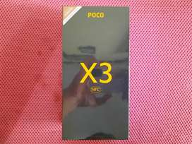 Paling Cashback Baru Poco X3 NFC 8/128 GB