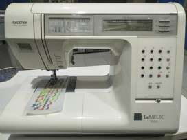 Brother imported multifunctional computerize sewing machine