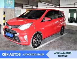 [OLXAutos] Toyota Calya 2016 1.2 G M/T Bensin Merah #Arjuna Tomang