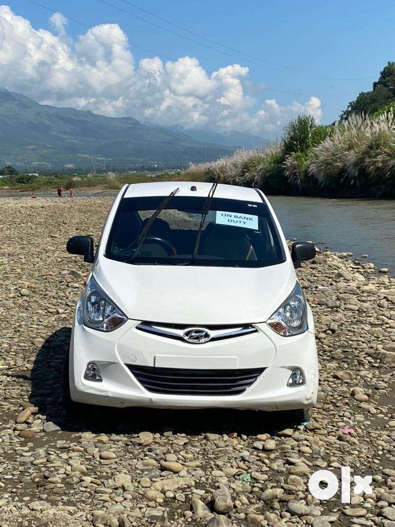 Hyundai EON 2016 Petrol Well Maintained