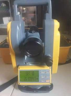 Digital Theodolite Spectra DET-2 Bekas murah