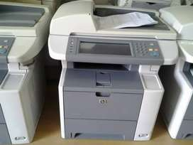 Black Printer and copier scanner available hp 3035