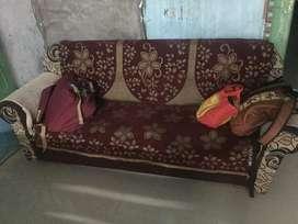 Sofa set two bythree
