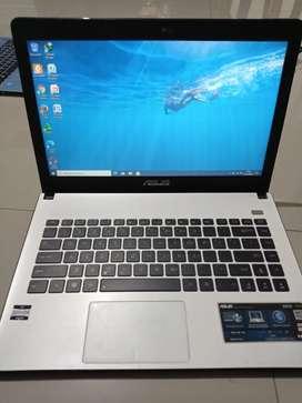 asus x401u laptop murah