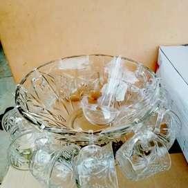 Mangkok Sop buah Kimglass