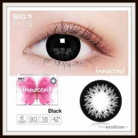 COD Softlens X2 Innocent Normal Big Eyes 16 MM JKT1