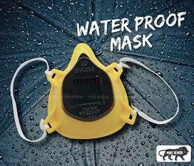 Mask 100%waterproof mask