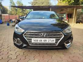 Hyundai Verna Fluidic 1.6 VTVT SX Automatic, 2017, Petrol