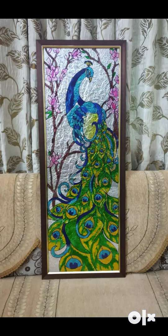 Glass painting 0