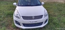 Maruti Suzuki Swift VDi ABS, 2016, Diesel