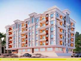 4bhk luxury flat for sale at toilchowki