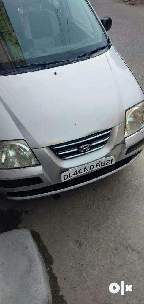 Hyundai Santro Xing GLS (CNG), 2009, CNG & Hybrids 0