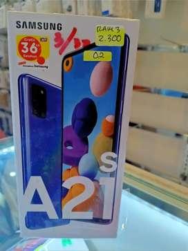 Samsung galaxy A21S 3/32