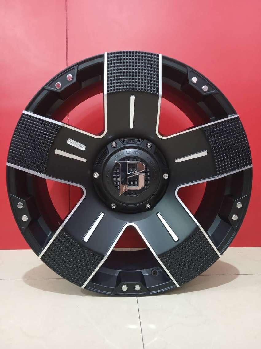 Velg Mobil Murah Ring 20 || Toyota Hilux Single, Captiva 0