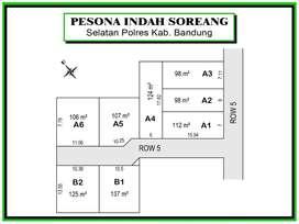 Tanah Bandung Selatan Dekat Pemkab Bandung, 12 X Angsuran Bunga 0%
