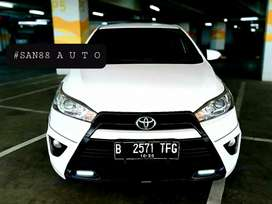 TOYOTA YARIS S TRD 1.5 AT 2015 Km 48rb