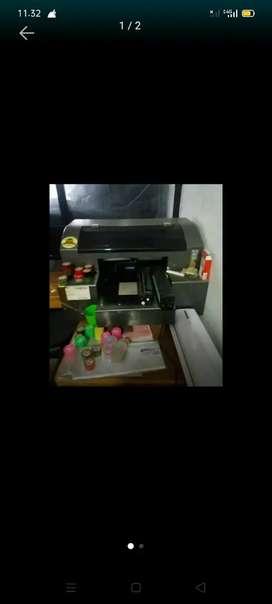 Printer cetak baju (DTG)