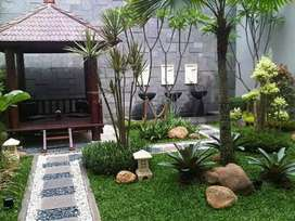 Menerima jasa pengerjaan taman rumah/renovasi taman.