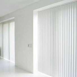 Gordeng Vertikal Blind dan horizontal blind