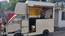 Food truck for sale in execellent condition Contact for more details
