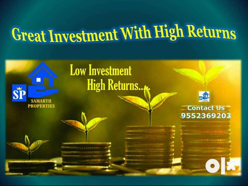 """""""1000sqft"""" plots available for sale in Ranjangaon MIDC Pune"""