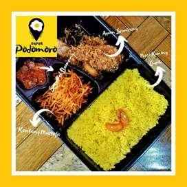 Catering Harian Nasi Box