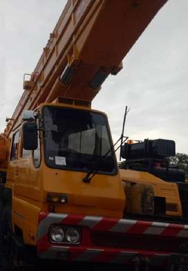 Jual Mobile Crane Kato model NK3600-II Kapasitas 360 Ton