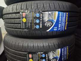 New Goodyear tyres for Innova 205/65/15