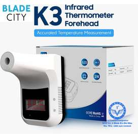 K3 INFRARED THERMOMETER FOREHEAD NON CONTACT TERMOMETER AUTOMATIC /V17