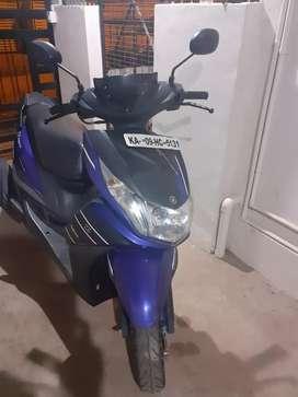 Yamaha ray good and neat condition