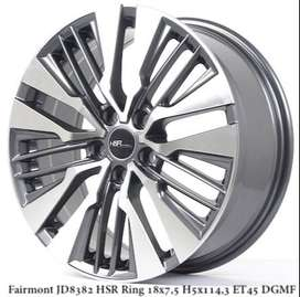 For Sale Velg HSR Fairmont Ring 18 Untuk Mobil Kijang Innova