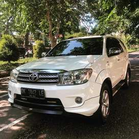 Fortuner G TRD Sportivo 2009 Diesel Automatic