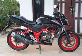 CB150 R 2017 dijual / tt matic 2017 up