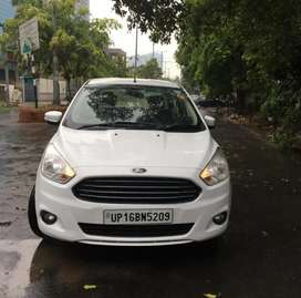 Ford Figo Aspire 2017 Diesel Well Maintained Top model