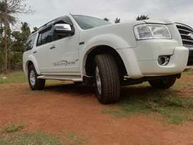 Ford Endeavour 2008 Diesel Well Maintained